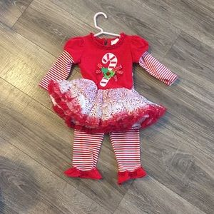 24 Months Christmas Outfit